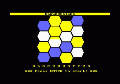 Blockbusters: Gold Run - Screenshot - Game Title