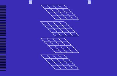 3-D Tic-Tac-Toe - Screenshot - Game Title