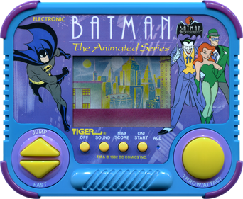 Batman: The Animated Series - Cart - Front