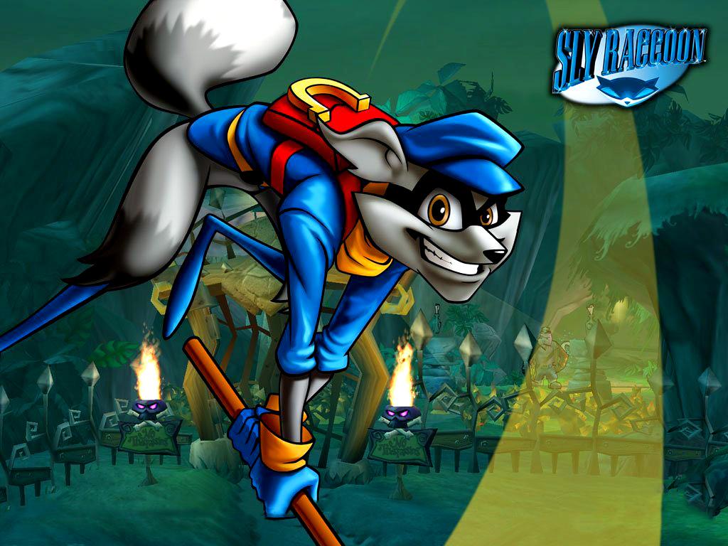 Sly Cooper And The Thievius Raccoonus Details Launchbox