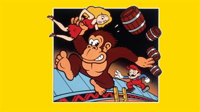 Donkey Kong - Fanart - Background