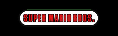 Super Mario Bros. - Clear Logo