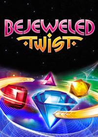 Bejeweled Twist - Fanart - Box - Front