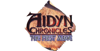 Aidyn Chronicles: The First Mage - Clear Logo