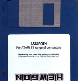 Astaroth: The Angel of Death - Disc