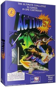 Action 52 - Box - 3D