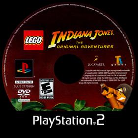 LEGO Indiana Jones: The Original Adventures - Disc