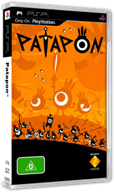 Patapon - Box - 3D