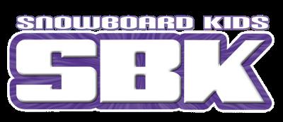 SBK: Snowboard Kids - Clear Logo