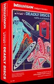 Tron: Deadly Discs - Box - 3D