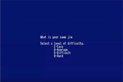 Uniquest - Screenshot - Game Select
