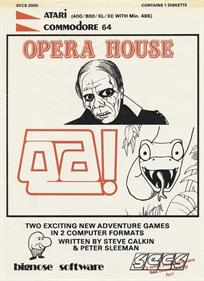 Opera House + Qa!