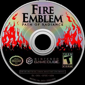 Fire Emblem: Path of Radiance - Disc