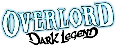 Overlord: Dark Legend - Clear Logo