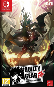 Guilty Gear: 20th Anniversary Pack