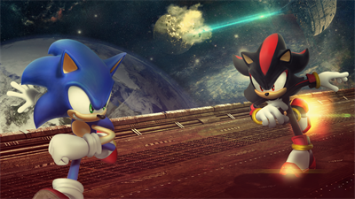 Sonic Adventure 2: Battle - Fanart - Background