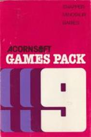 Games Pack 9