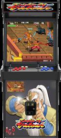 Knights of Valour - Arcade - Cabinet