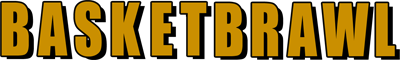 Basketbrawl - Clear Logo
