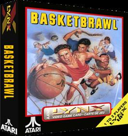 Basketbrawl - Box - 3D