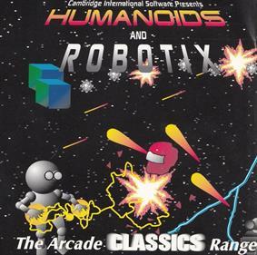 Humanoids and Robotix