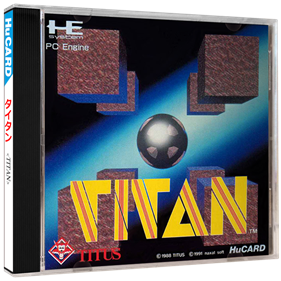 Titan - Box - 3D