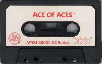 Ace of Aces - Cart - Front