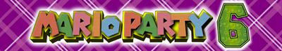 Mario Party 6 - Banner