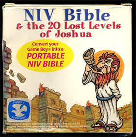 NIV Bible & the 20 Lost Levels of Joshua