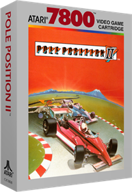 Pole Position II - Box - 3D