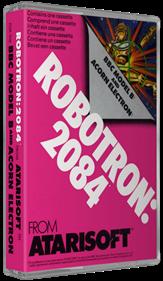 Robotron: 2084 - Box - 3D