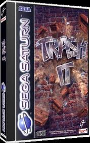 Trash It - Box - 3D