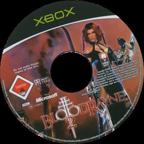 BloodRayne 2 - Disc