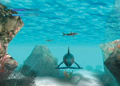 Ecco the Dolphin: Defender of the Future - Screenshot - Gameplay
