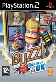Buzz! Brain of the UK - Box - Front