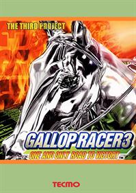 Gallop Racer 3 - Fanart - Box - Front