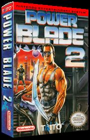 Power Blade 2 - Box - 3D
