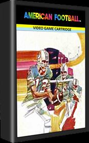 American Football - Cart - 3D