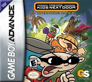 Codename: Kids Next Door - Operation S.O.D.A.