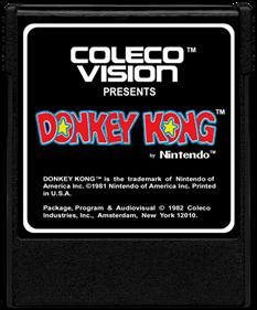 Donkey Kong - Cart - Front