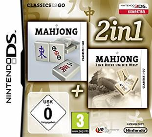 2 in 1: Mahjong + Mahjong Around the World