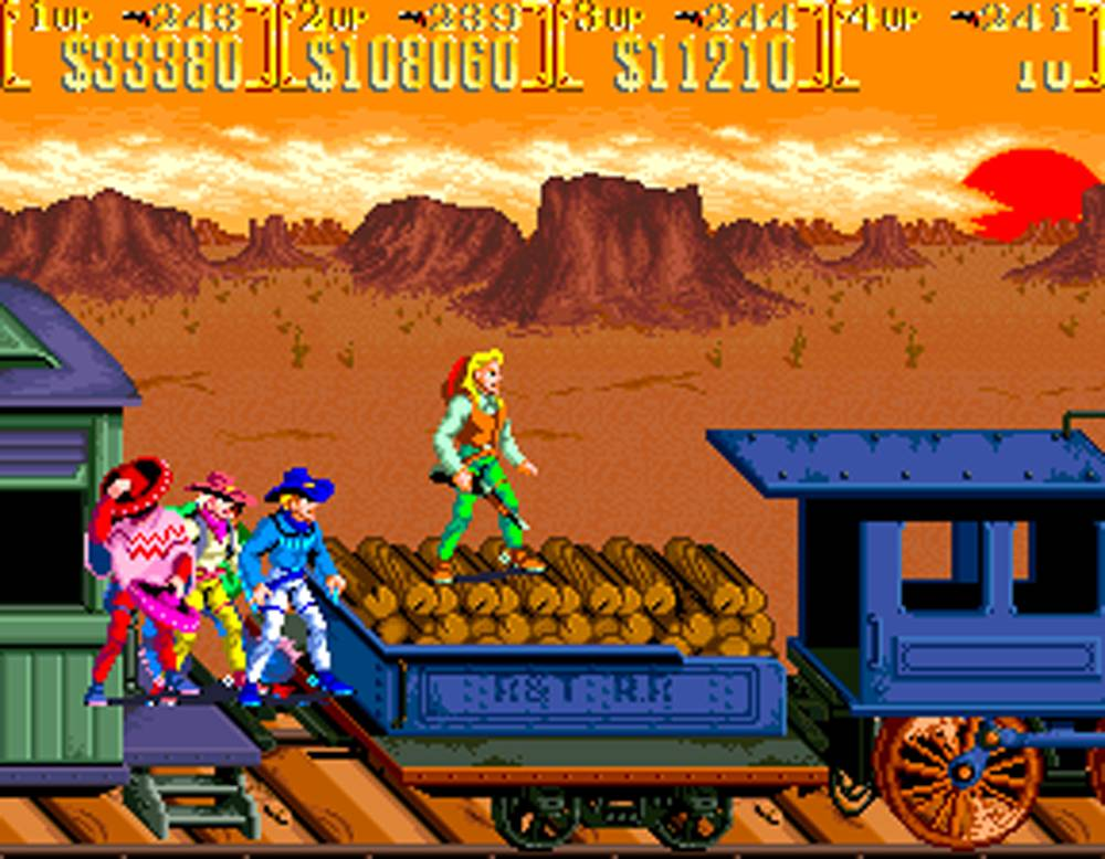 Sunset Riders Details Launchbox Games Database
