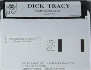 Dick Tracy - Disc