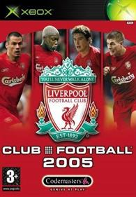 Club Football 2005: Liverpool