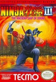 Ninja Gaiden Episode III: The Ancient Ship of Doom