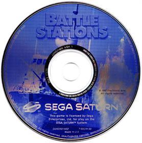 Battle Stations - Disc