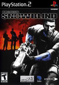 Project: Snowblind