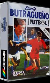 Emilio Butragueno Futbol - Box - 3D