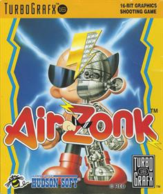 Air Zonk - Box - Front