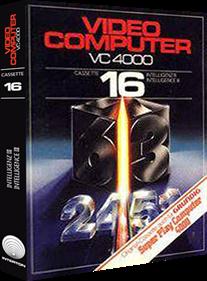 Intelligence III - Box - 3D